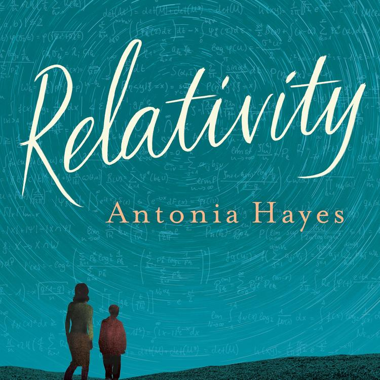 Book cover of Relativity by Antonia Hayes