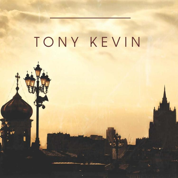 Return to Moscow book cover, Moscow city in silhouette during a sunrise