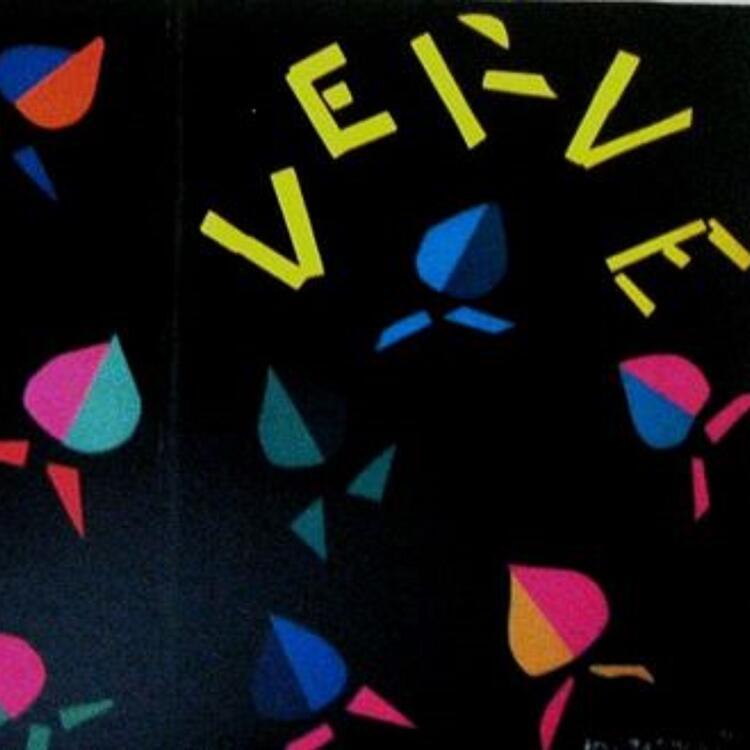COVER FOR VERVE, VOLUME 2, NUMBER 8