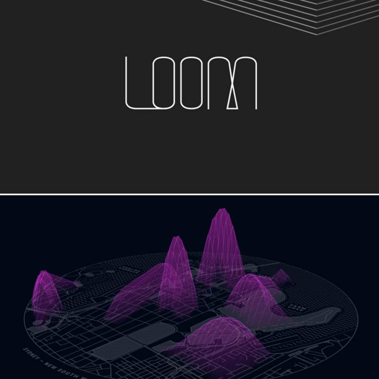 Screen shots of Loom