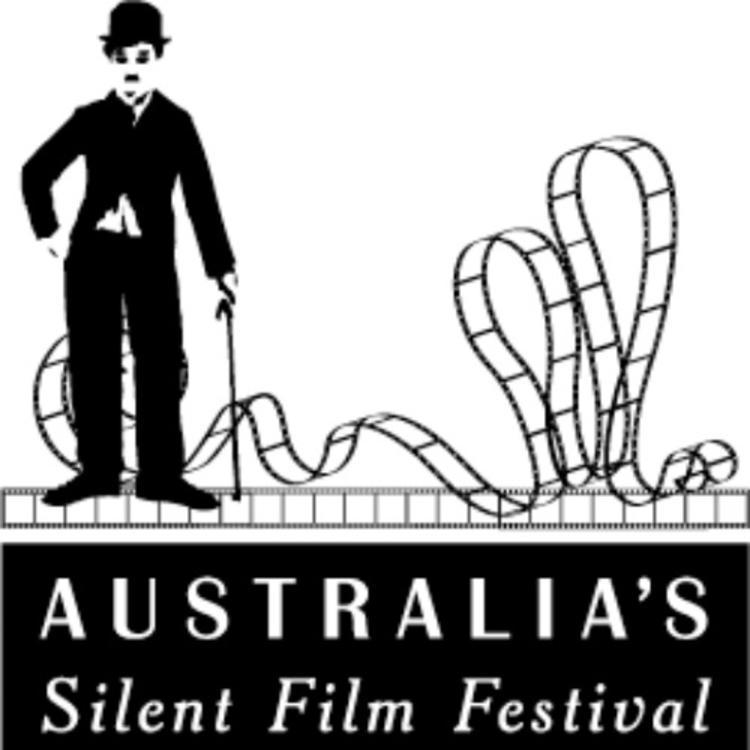Australia's Silent Film Festival logo