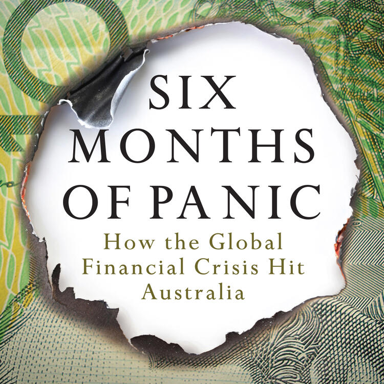 Six Months of Panic book cover