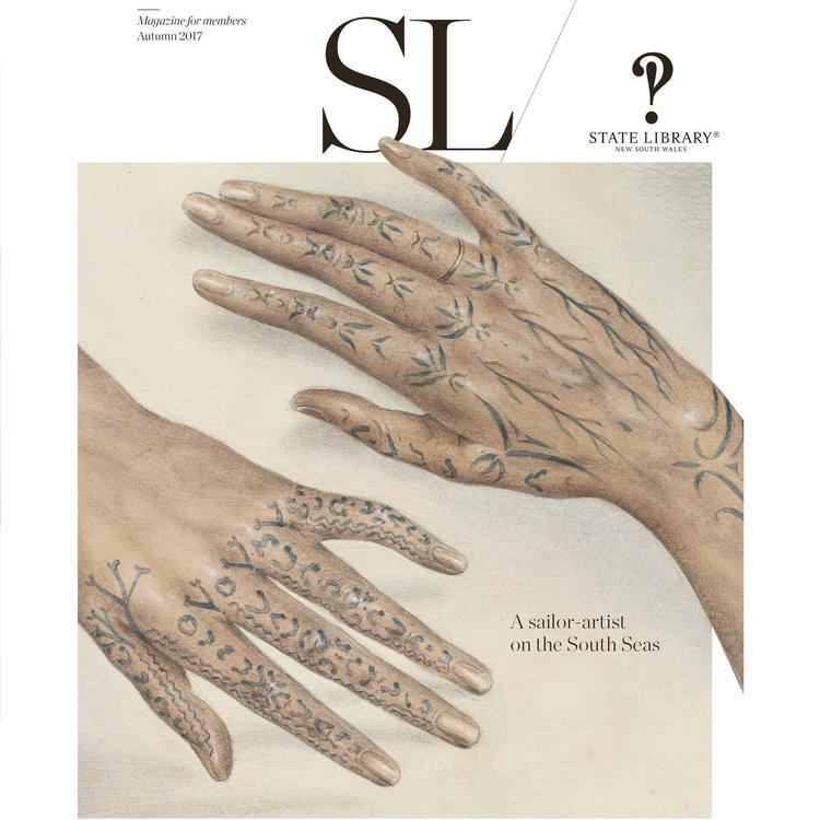 SL Magazine Autumn 2017 Cover