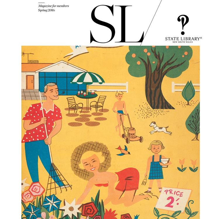 SL Magazine Spring 2016 Cover