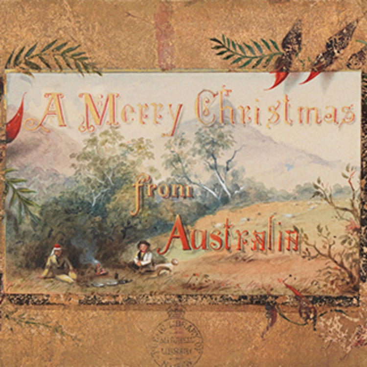 Entries for the John Sands 1881 Christmas Card Competition