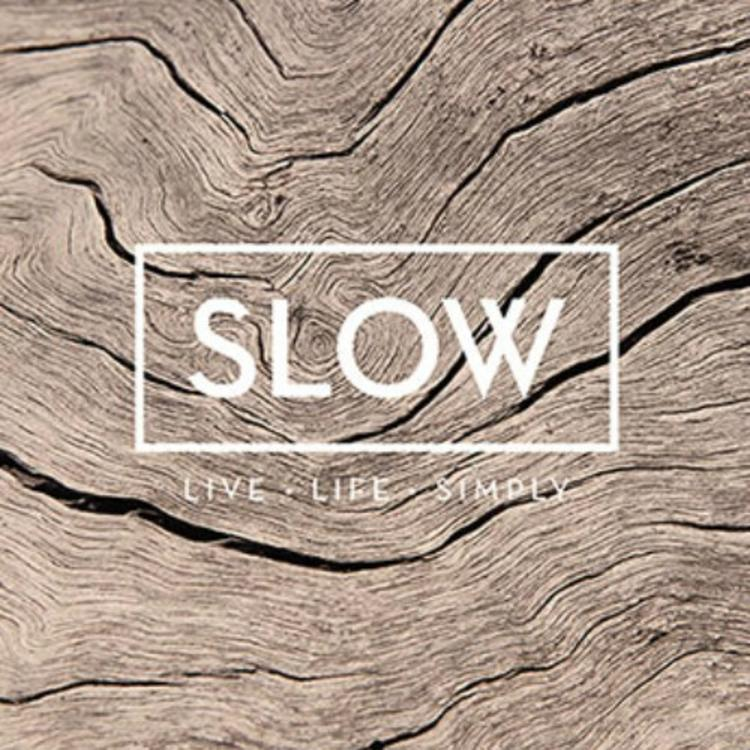 Book cover of Slow