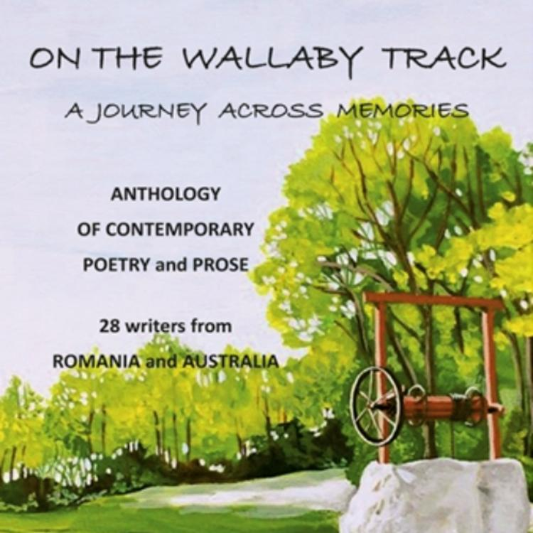 Book cover of On The Wallaby Track