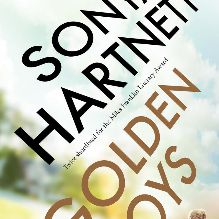 Sonya Harnett Golden Boys