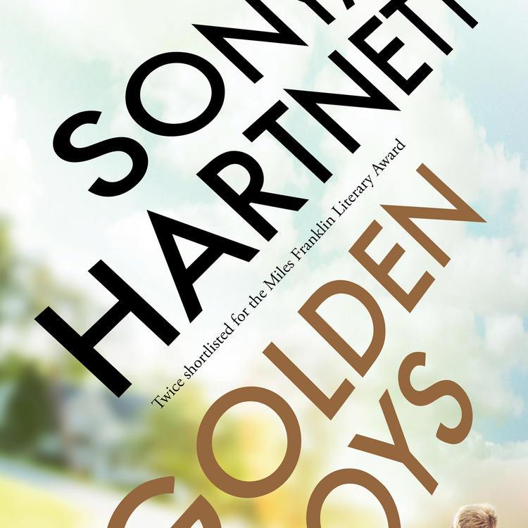Sonya Harnett Golden Boys