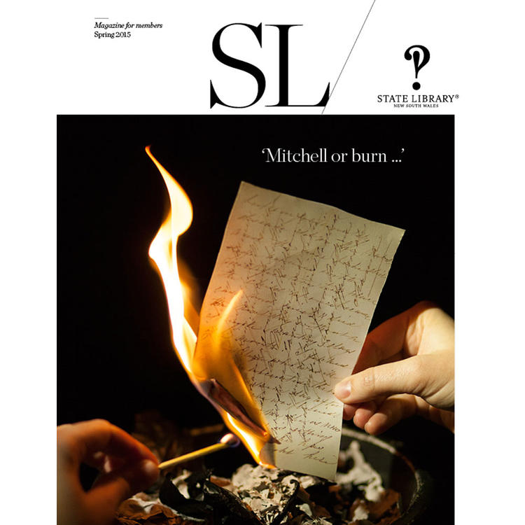Sl Magazine Spring 2015 cover