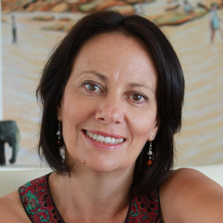 Children's author Sue Whiting