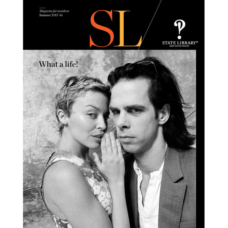 SL Magazine Summer 2015-16 cover