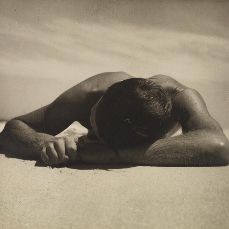 Max Dupain Sunbaker image