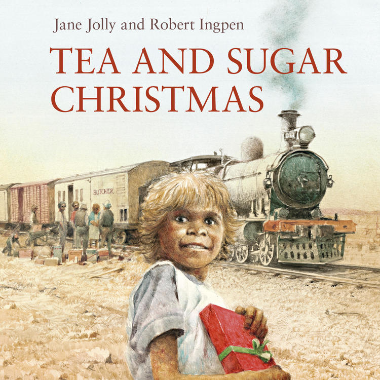 Book cover of Tea and Sugar Christmas