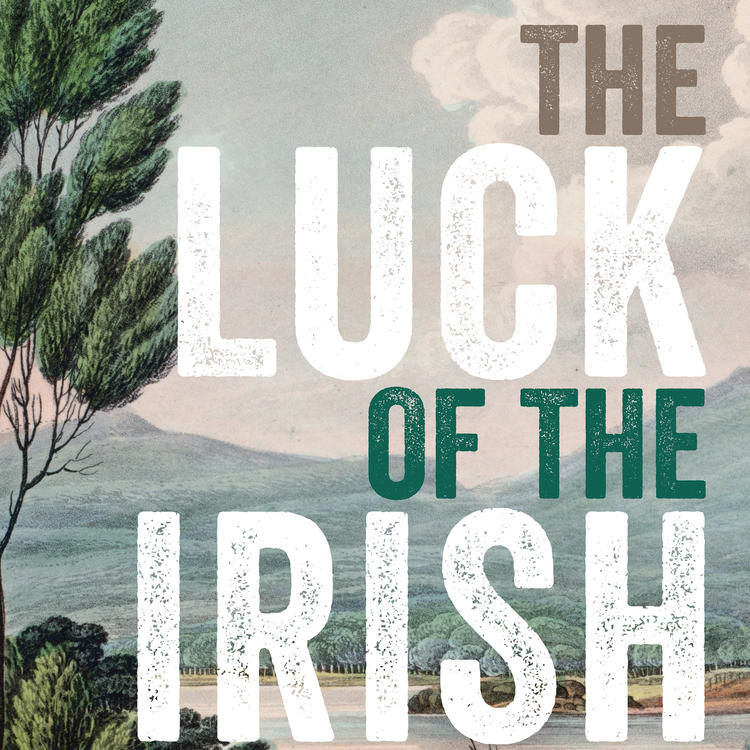 The Luck of the Irish: How a Shipload of Convicts Survived the Wreck of the Hive to Make a New Life in Australia by Babette Smith