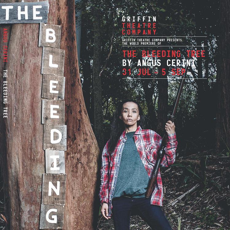 Cover of The Bleeding Tree