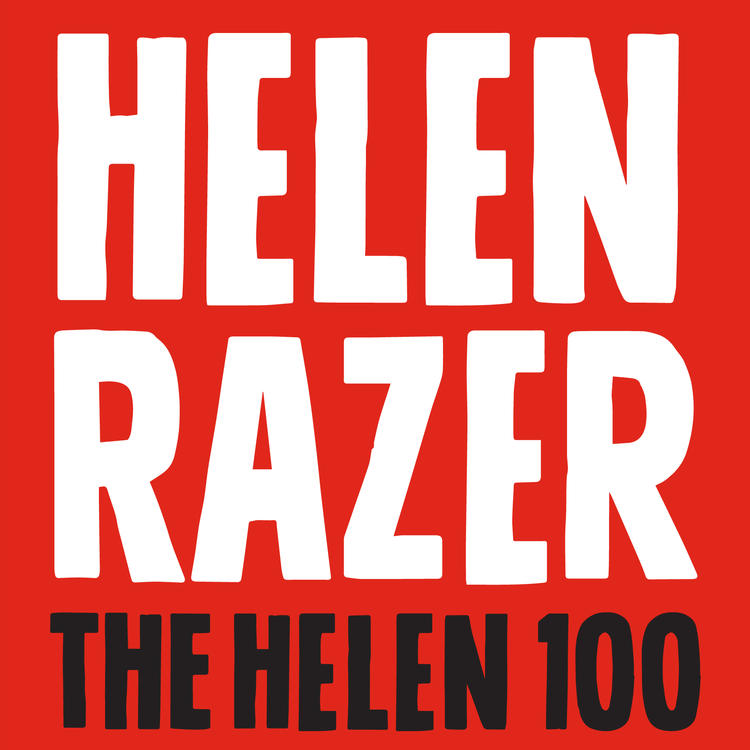 Cover image of the Helen 100