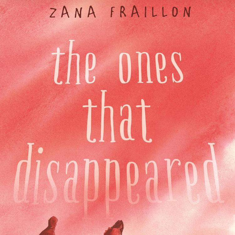 Cover image of The Ones That Disappeared