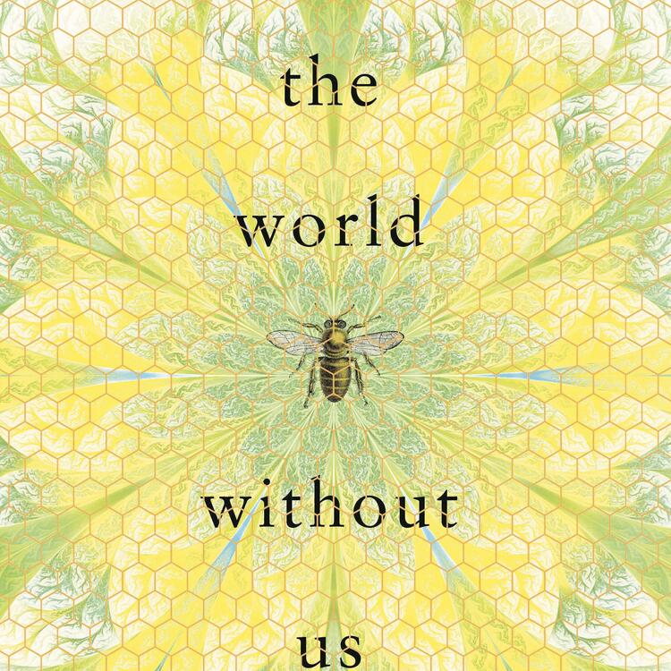 Book cover of The World without us by Michelle Juchau