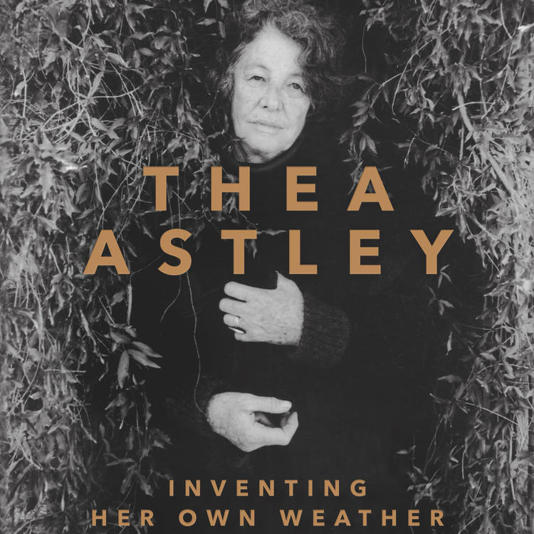 Book cover of Thea Astley by Karen Lamb