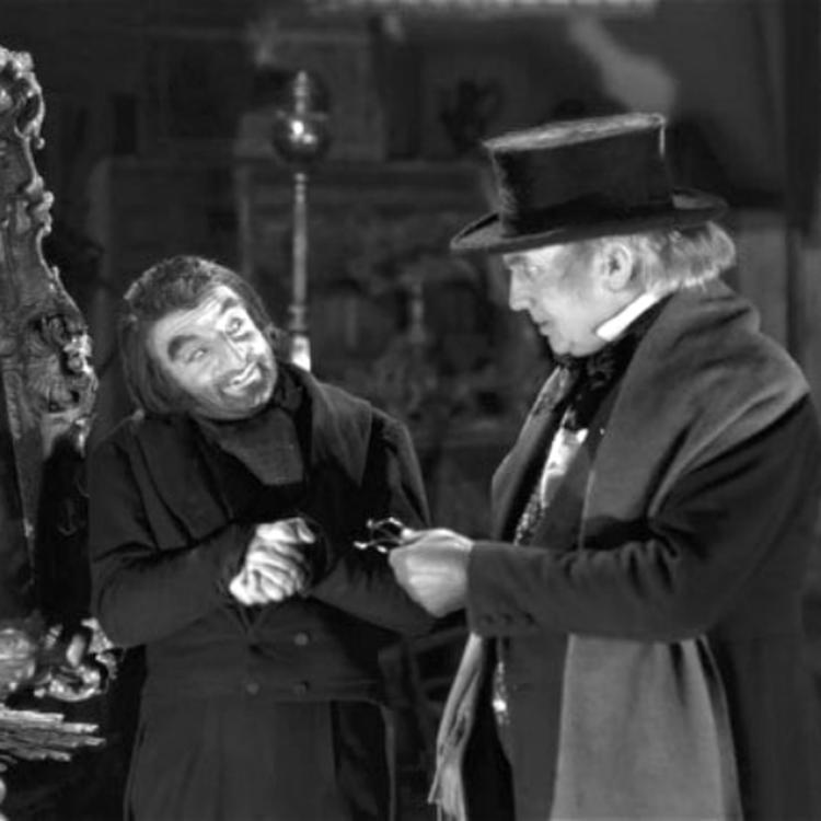 Film still of The Old Curiosity Shop