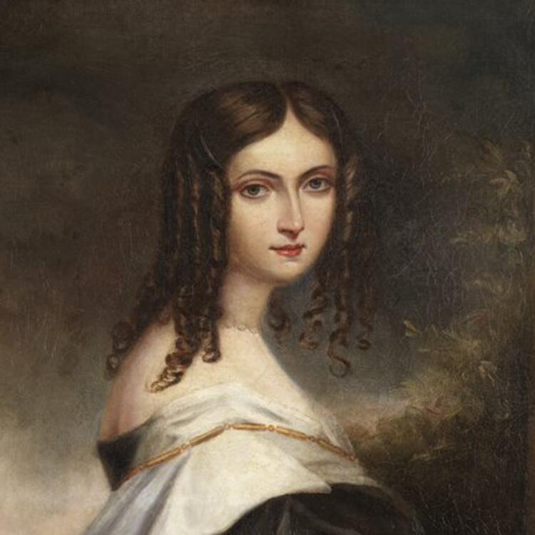 Sophia O'Brien, 1841 / Maurice Felton