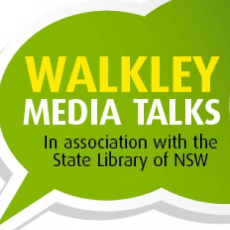 Walkley Foundation speech bubble logo