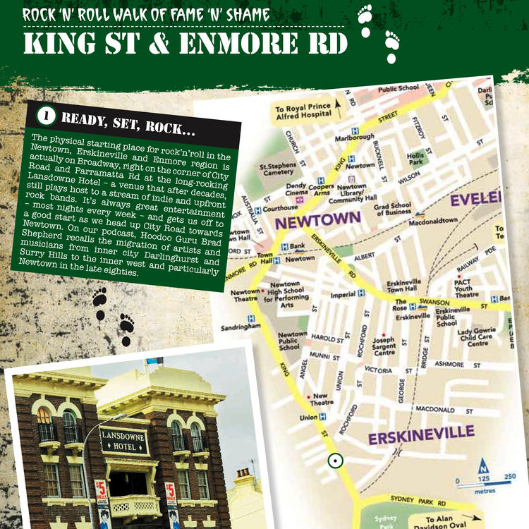 Excerpt of Walking Tour PDF