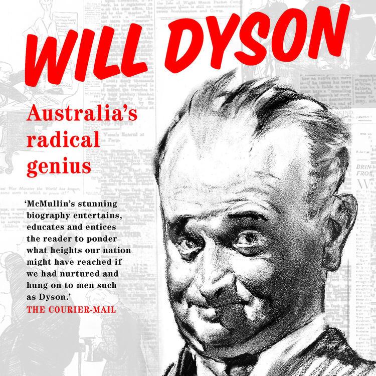 Will Dyson book cover