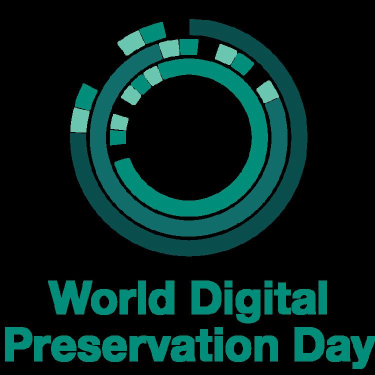 World Digital Preservation Day logo