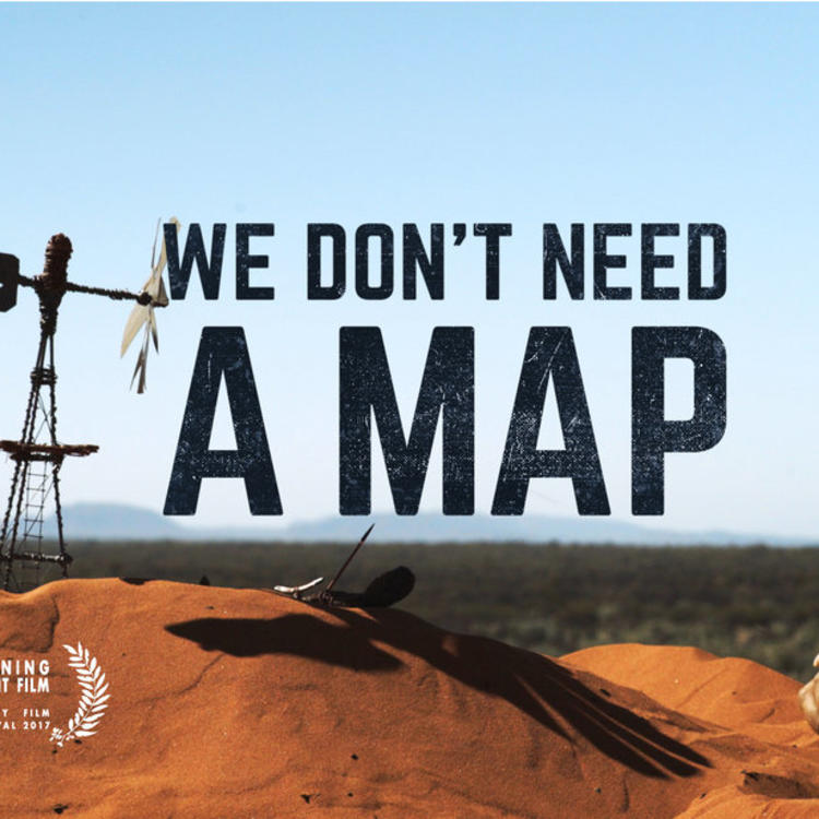 we don't need a map poster image