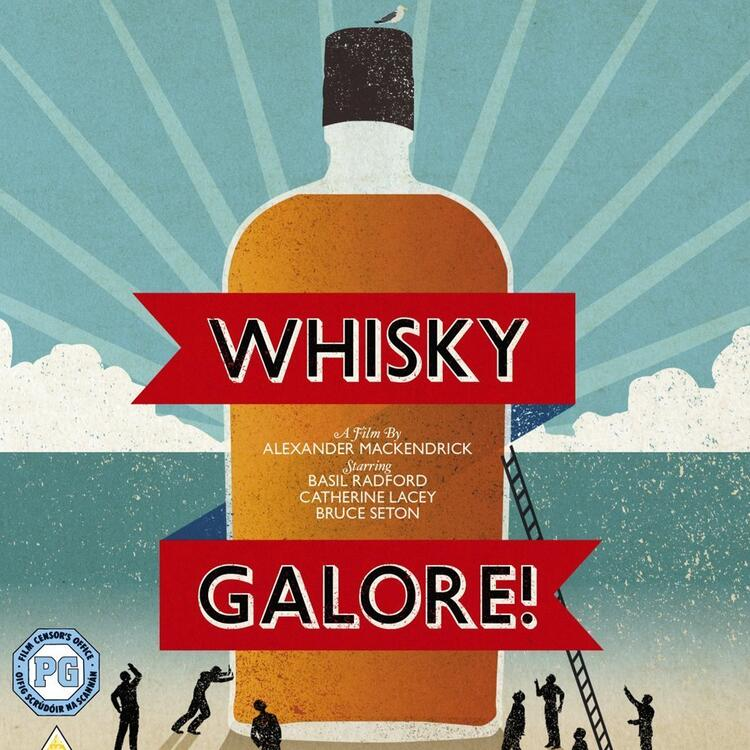 Poster image for the film, Whisky Galore