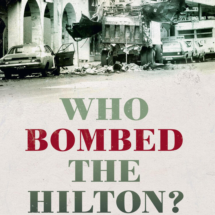 book cover of Who Bombed the Hilton?