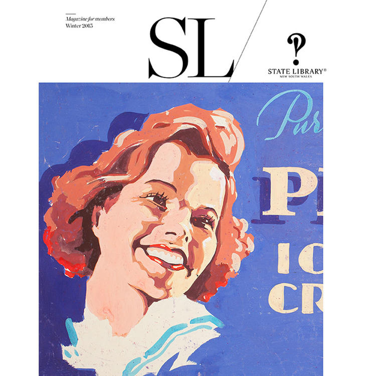 SL Magazine Winter 2015 cover