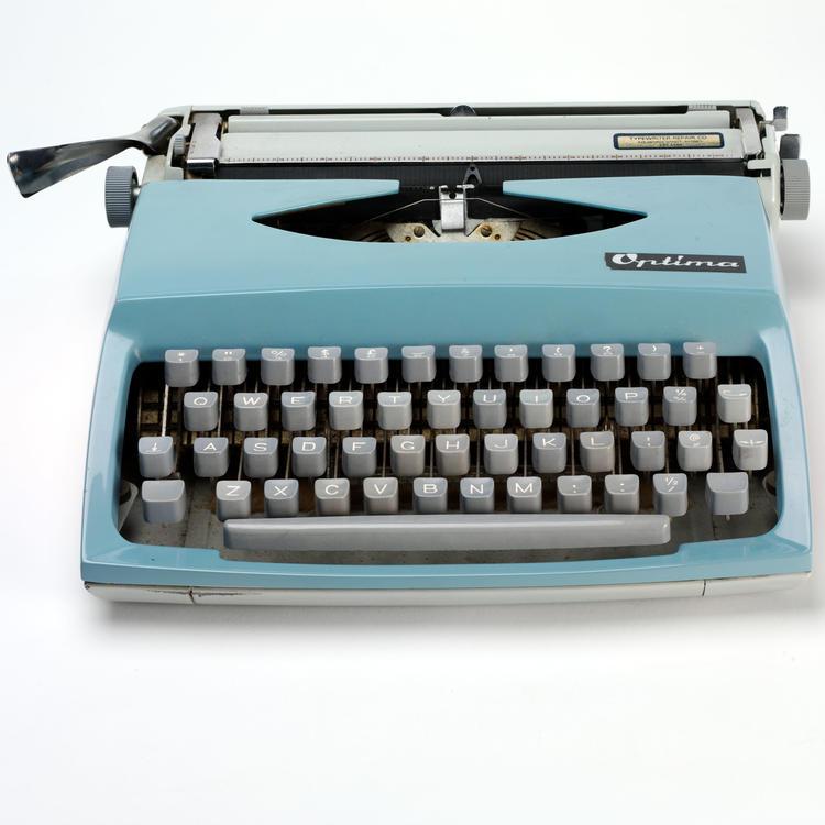 Patrick White's typewriter