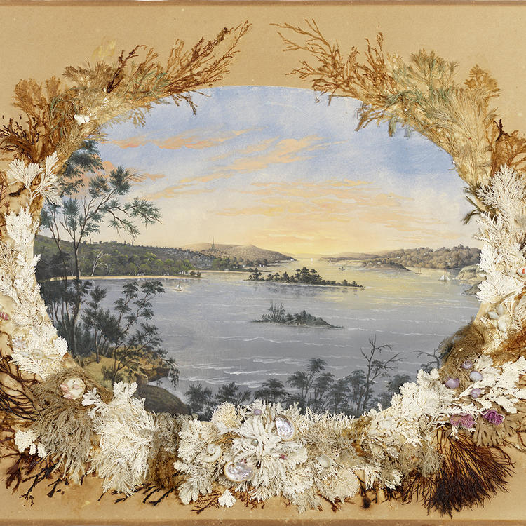 Eliza Thurston Water colour