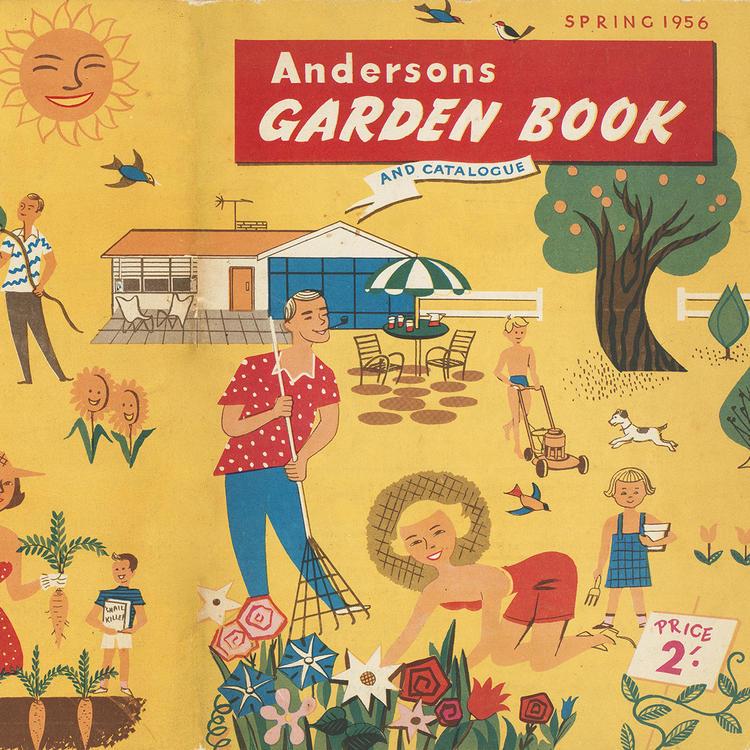 Anderson's Garden Book and Catalogue, Planting Dreams Exhibition 2016