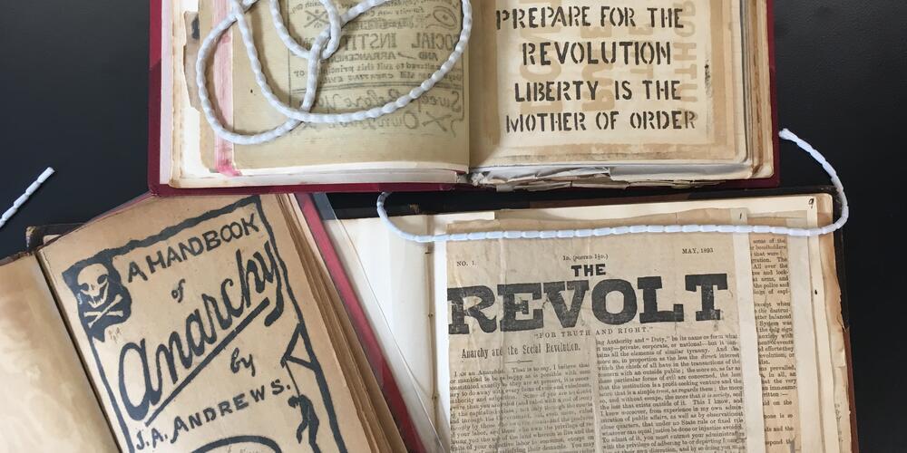 Anarchist publications by John Arthur Andrews
