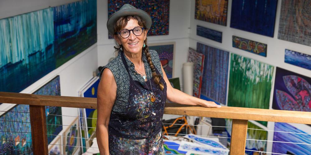 Dr. Bronwyn Bancroft by Sharon Hickey