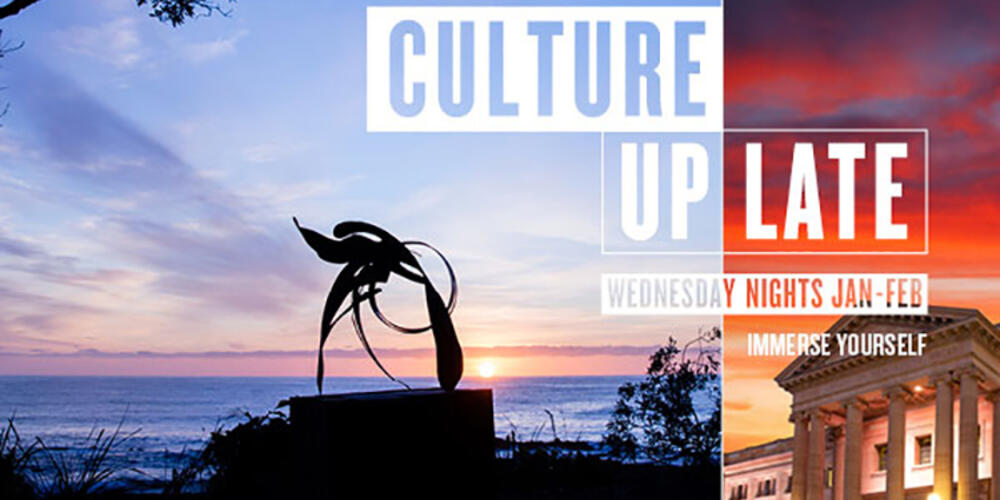 Culture Up Late graphic