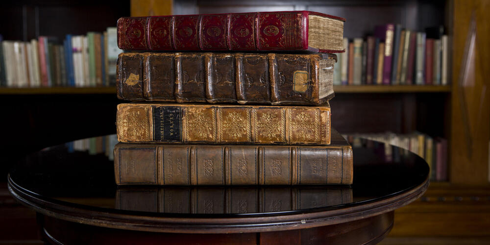 Shakespeare folios