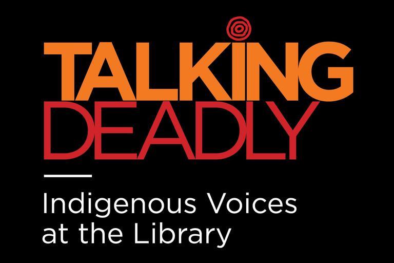 Talking Deadly logo