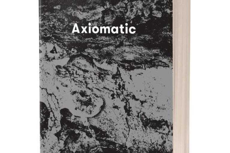 axiomatic book cover