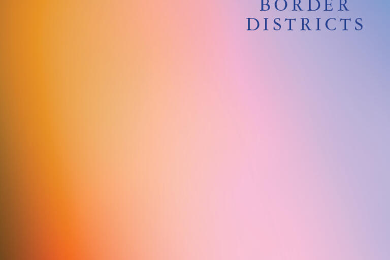 Border Districts Book Cover