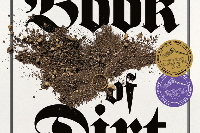 Book of Dirt cover
