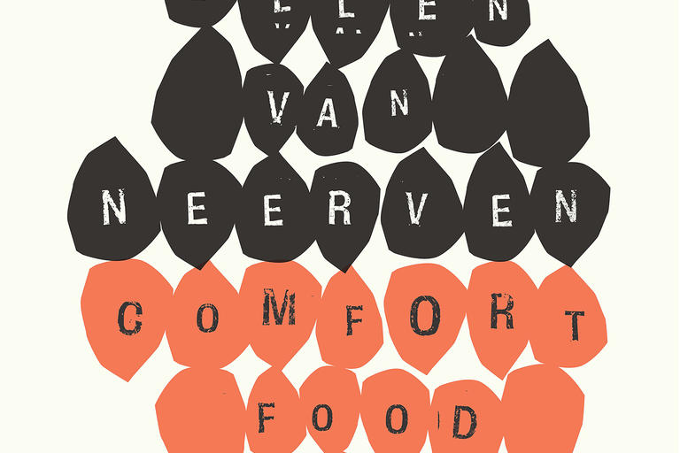 Book cover for Comfort Food by Ellen van Neerven