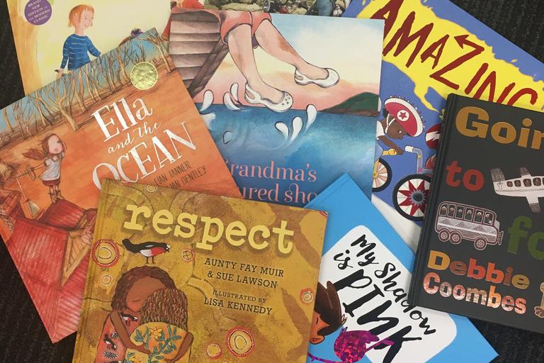 Children's picture book covers