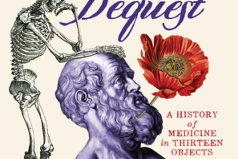 cover image of dr huxleys bequest