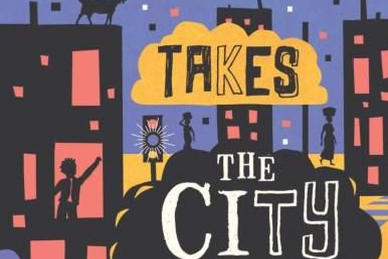 Cover image of Figgy Takes The City