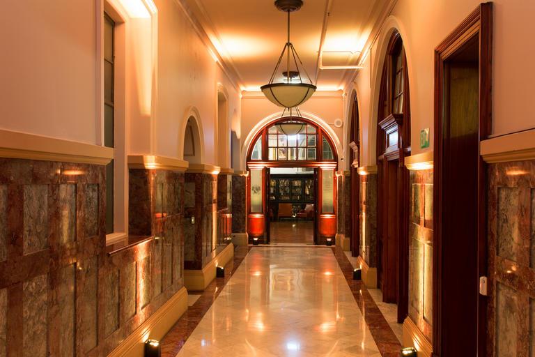Gallery Room entrance
